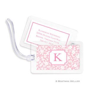 Luggage Tags - Petit Flower