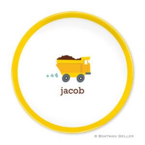 Plate-Truck