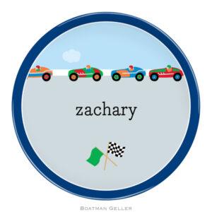 Plate-Race Cars